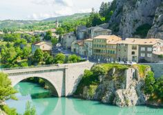 SL19 - Sisteron, quartier de la Baume - Alpes de Haute Provence 04