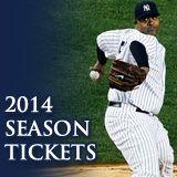 2014 Season Tickets