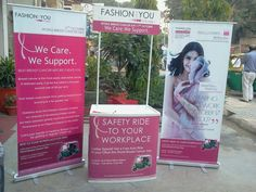 An initiative by FashionAndYou to spread awareness about Breast Cancer.  #fashionandyou, #breastcancer