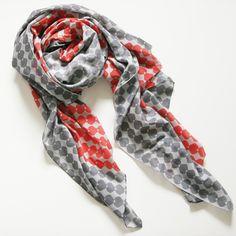 Mona Sultan scarf