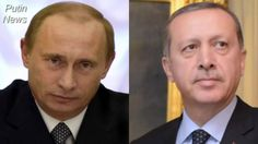 Putin Expressed His Condolences To President Of Turkey