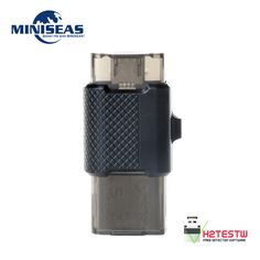 Miniseas Usb Flash Drive With  OTG Smart Phone Two-Headed 8G/16G/32G/64G Pen Drive Memory USB stick Pendrive For PC