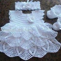 Baby Crochet Patterns Part 8