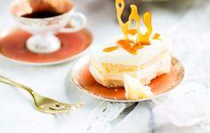 Gluteenittomat crème brûlée -leivokset