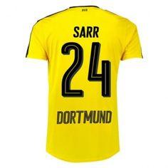 BVB Borussia Dortmund Marcel Schmelzer 29 Hjemmebanetrøje Kortærmet