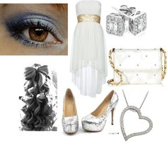 """""""fancy party outfit"""" by styles98 ❤ liked on Polyvore"""