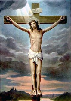 Famous Crucifixion Paintings | Jesus Art Christian Paintings Crucifixion Painting More - kootation ...
