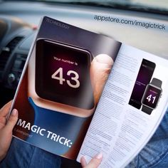 iMagic Trick is available for the iPhone iPad and Apple Watch.  Perform the trick on your iPhone and reveal the magic number on your Watch.   Check it out: www.appstore.com/imagictrick  #magic #app #iphone #trick #applewatch #apple #apps #apple_watch #magical #magictrick #imagictrick #watchos #watchos2 #ios #ios9 #appstore #itunes #downloadnow #applewatchfans