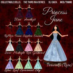 Princess June Dolls | Flickr - Photo Sharing!