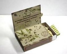 484 besten basteln mit streichholzschachteln bilder auf pinterest match boxes matchbox art. Black Bedroom Furniture Sets. Home Design Ideas