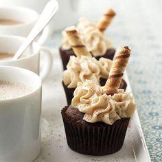 Rich & Chocolaty Cupcake...