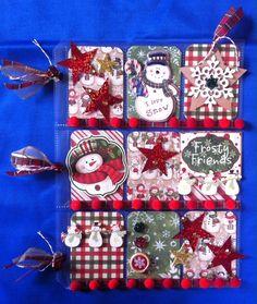 Christmas Pocket Letter by Karen