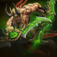 Blood Elf Male Demon Hunter