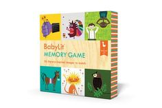 BabyLit Memory Game