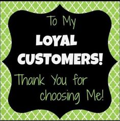 So excited for my New Loyal Customer who now gets up to off of all our products. As a Loyal Customer she can also refer friends to order, and she will earn unlimited free boxes of wraps. Plus, she earns back of all her orders in free product.