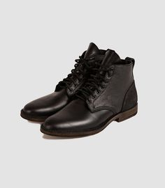 wings+horns x viberg service boot