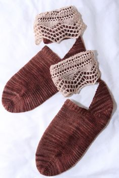 Free+Easy+Knitting+Patterns   Here it is - the pattern for the ankle-less socks I designed to give ...