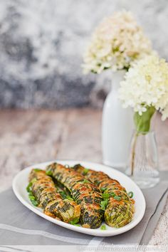 Hasselback-Zucchini Cobb Salad, Healthy Recipes, Healthy Food, Paleo, Veggies, Cooking, Ideas, Drink, Kitchens
