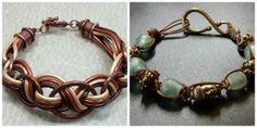 Leather Bracelet Com