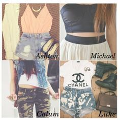 c7d536d1fcc8 5sos outfits - Google Search 5sos Inspired Outfits