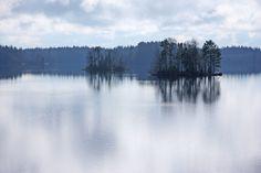 Early spring in Småland, Sweden