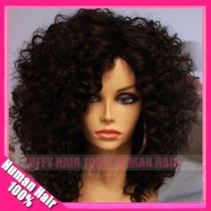 130% 150% density Curly lace wig 6A 100% virgin Brazilian Human Hair Lace front Wig with baby hair for black women