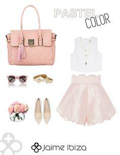 OOTD #outfit #jaimeibiza #bolsos #pasteles #moda #fashion #color #spring #summer #cute