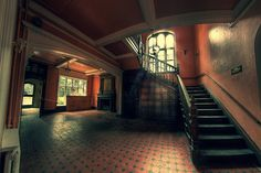 Abandoned Mansion - I'll take it!!!!