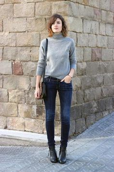 Turtleneck Sweaters Are Back: 25 Ways to Wear the Trend This Fall | StyleCaster#_a5y_p=2878759#_a5y_p=2878759