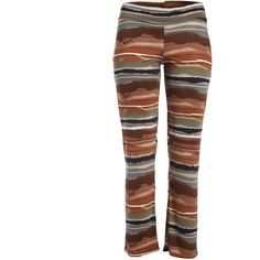 GLAM Rust & Gray Abstract Straight-Leg Pants ($15) ❤ liked on Polyvore featuring plus size women's fashion, plus size clothing, plus size pants, plus size, grey stretch pants, patterned trousers, plus size trousers, straight leg pants and grey trousers