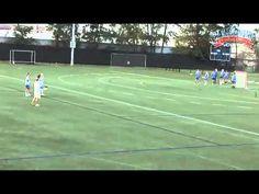 Individual & Team Practice Drills for Women's Lacrosse