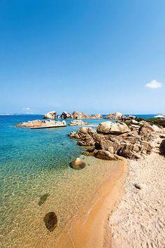 Costa Smeralda, Sardinia, Italy,