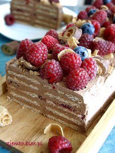 Ciasto Mokka