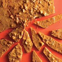 Thai Cashew Brittle Recipe...I have my own version of Thai brittle, I am eager to try this lower fat version and see how it stacks up!
