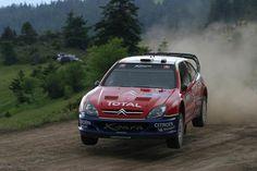 Citroen Xsara WRC rally car
