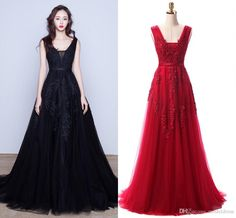 Amazing 2017 Wine Red Navy Blue Prom Dresses V Neck Appliques Backless Modest Party Pageant Special Occasion Gowns Cheap In Stock Real Image Short Cheap Prom Dresses Short Lace Prom Dresses From Modeldress, $52.71| Dhgate.Com