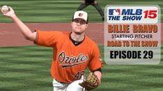 MLB 15 The Show (PS4): Billie Bravo Road To The Show (SP) - EP29