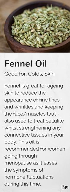 Fennel essential oil reduces the appearance of fine lines and wrinkles, treats cellulite, strengthen Cellulite Oil, Cellulite Wrap, Causes Of Cellulite, Cellulite Exercises, Cellulite Remedies, Reduce Cellulite, Cellulite Workout, Facial Exercises, Essential Oil Blends For Colds