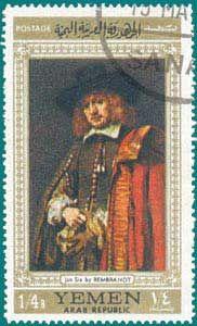 Yeman Republic (1968) Rembrandt
