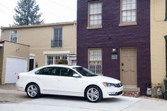 2014 Volkswagen Passat-- new car??
