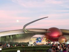 """Mission Space - EPCOT - definitely take the """"orange card"""" ride for the intense ride."""