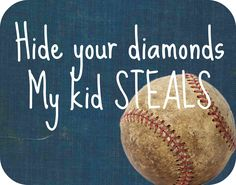 Baseball parents, this is for you.