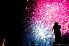 Castillo de fuegos artificiales VII - Fireworks castle VII