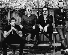 16. Februar Rival Sons in der Muffathalle