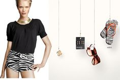 Look salvaje  H con print cebra Short Dresses, Women, Fashion, Outfits, Style, Short Gowns, Moda, Fashion Styles, Fashion Illustrations
