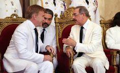 en directo: Danilo Medina le da duro y directo al embajador Ja...