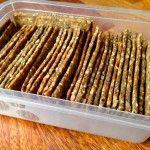 4 magvas kenyérlapka   mókuslekvár.hu Almond, Food, Kitchen, Cooking, Essen, Kitchens, Almond Joy, Meals, Cuisine