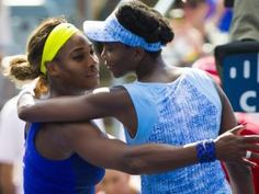 Venus Williams wins clash of the Williams sisters Venus And Serena Williams, Olympic Committee, Chicago Tribune, Daily News, Sports News, Olympics, Sisters, Beautiful, Twitter