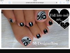 44 Easy And Cute Toenail Designs To Celebrate the Essence of Summers Cute Toenail Designs, Pedicure Designs, Pedicure Nail Art, Toe Nail Designs, White Pedicure, White Toenails, White Toes, Pedicure Ideas, Pretty Toe Nails