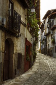 Spain Caceres  Pasarón de la VeraCalle larga - 02 by Eduardo Latorre on 500px